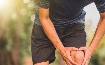Tres beneficios del colágeno para tus rodillas